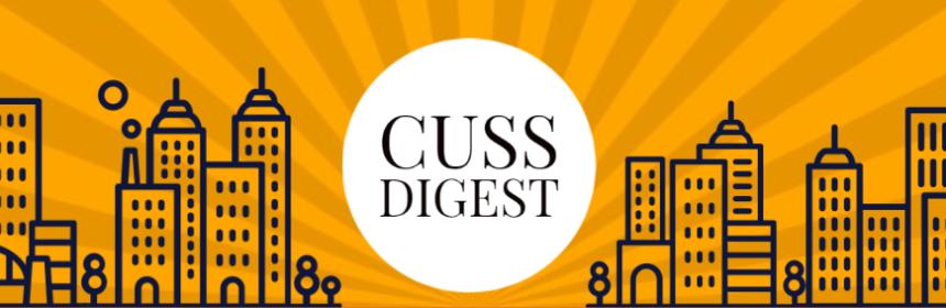 CUSS Digest Banner